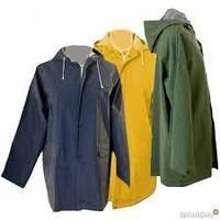 Куртки прорезиненные ПВХ, 100% защита от воды