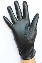 """Женские кожаные перчатки  МАЛЕНЬКИЕ 6.5"""" 7"""", фото 2"""