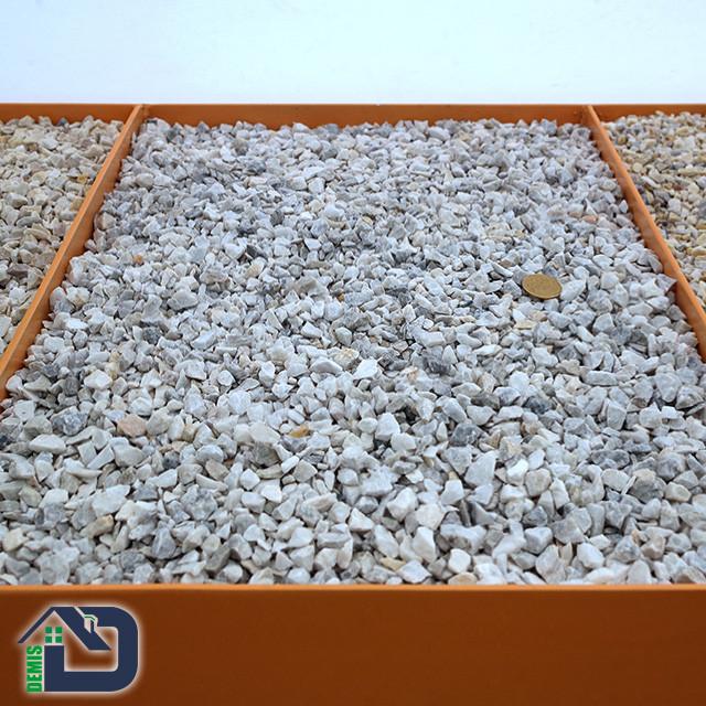 Крихта мармурова декоративна біла 5-10, 5-20 мм
