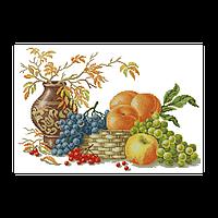 Набор для вышивания RTO M187 Наслаждаясь урожаем фруктов