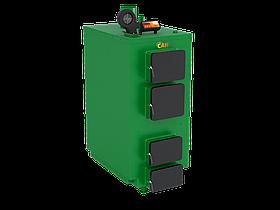Економічний піролізний котел тривалого горіння САН ПТ CAH PT потужністю 38 кВт