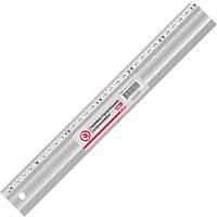 ✅ Линейка строительная алюминиевая 300мм INTERTOOL MT-2000