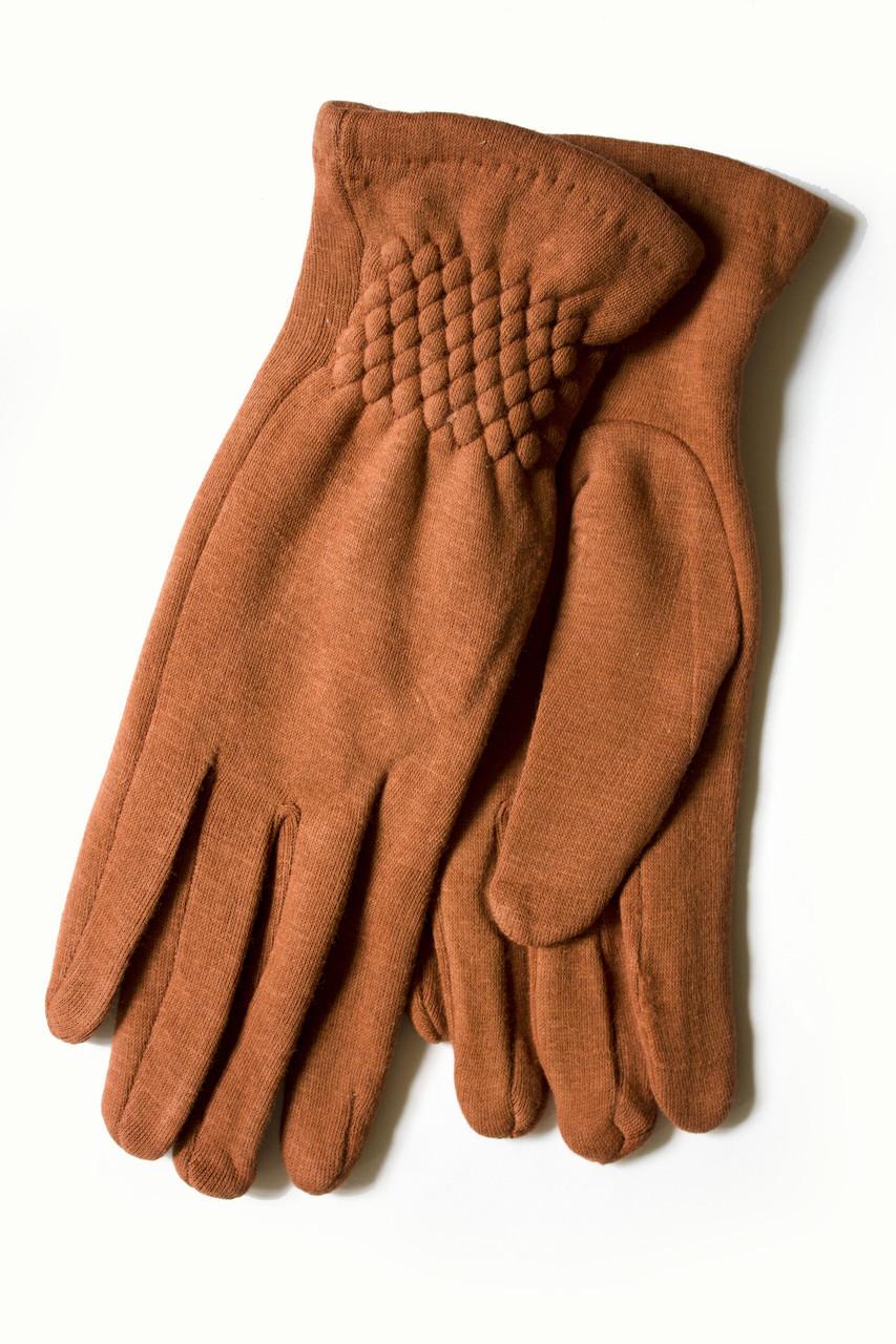 Женские стрейчевые перчатки 106S1
