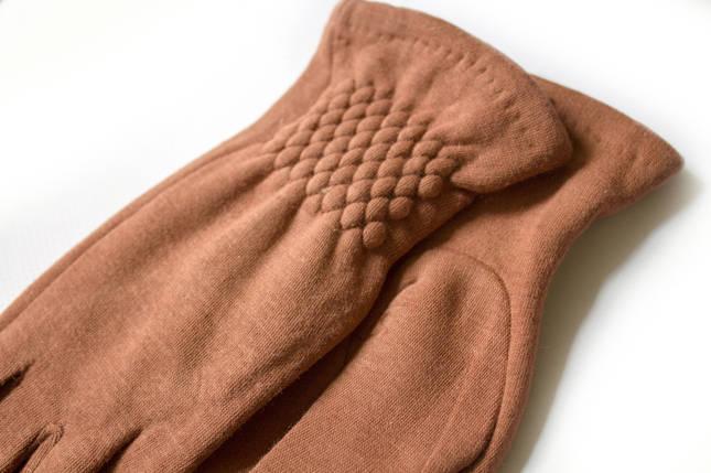 Женские стрейчевые перчатки 106S1, фото 2