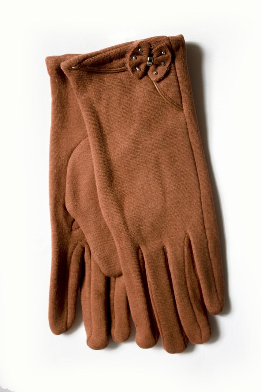 Женские стрейчевые перчатки 107S3