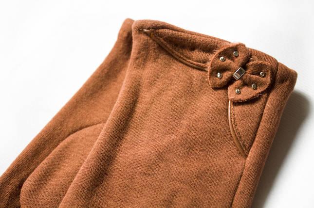 Женские стрейчевые перчатки 107S3, фото 2