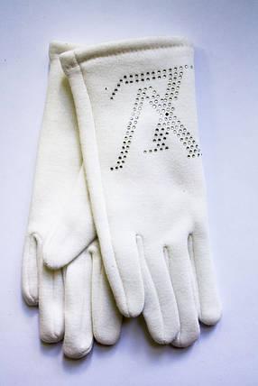Детские стрейчевые перчатки, фото 2