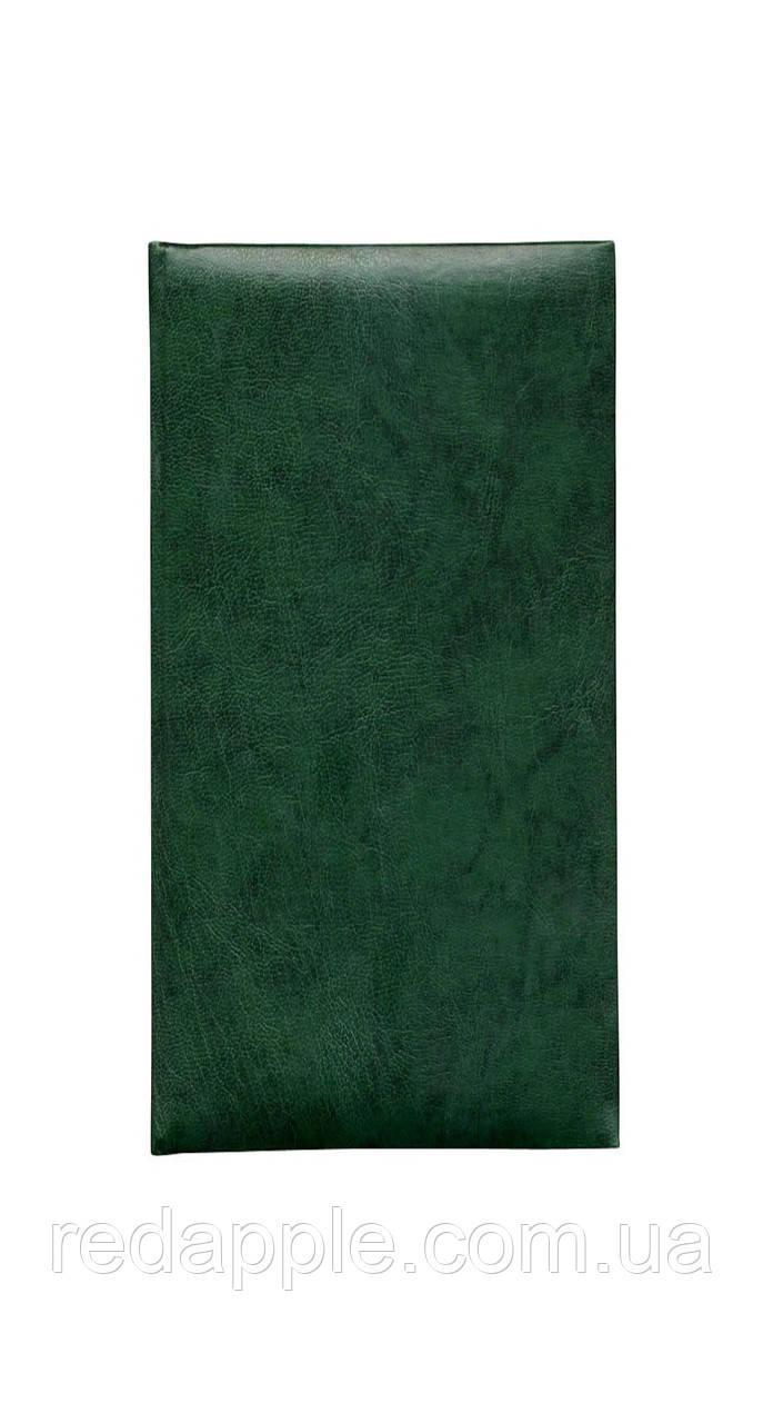 Еженедельник дат. 2019 ЗВ-73 ф.86х153 Miradur зелёный