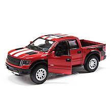 Машинка KINSMART Ford F-150 (красная)