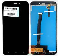Дисплей Xiaomi Redmi 4X, Redmi 4X Pro MAG138 MAE136 (экран + сенсор), чёрный оригинал PRC