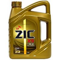 Моторное масло ZIC XQ 5W-40 (4л.)