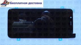 Дисплей с сенсором Samsung A600 Galaxy A6 2018 чёрный/black, GH97-21897A
