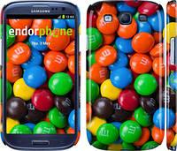 "Чехол на Samsung Galaxy S3 i9300 M&M's ""1637c-11"""