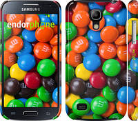 "Чехол на Samsung Galaxy S4 mini M&M's ""1637c-32"""
