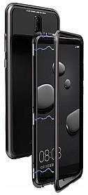 Магнитный чехол (Magnetic case) для Huawei Mate 10 Lite