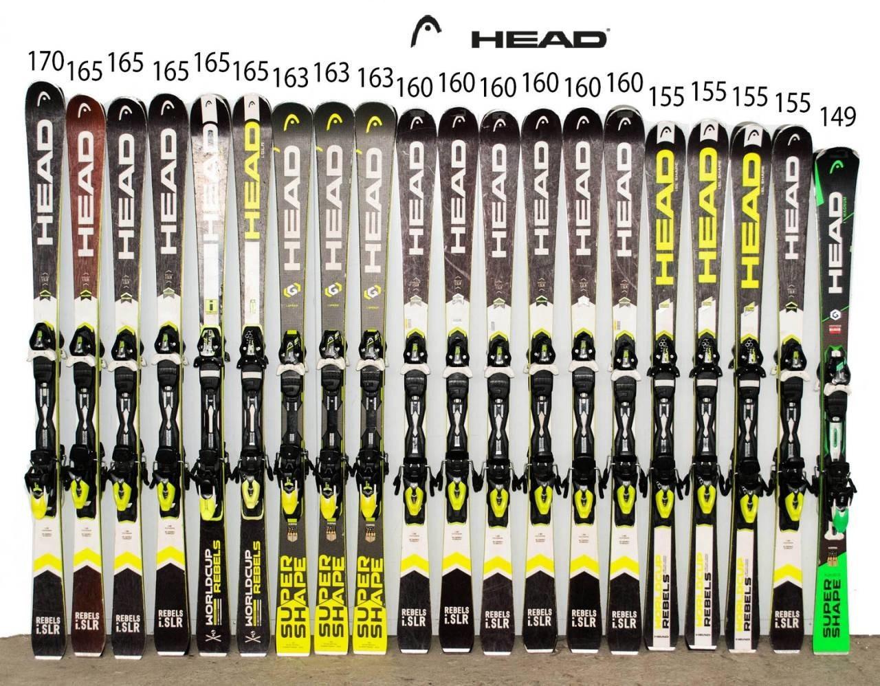 Лыжи Head 170