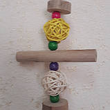 Игрушка для мелких птиц, фото 3