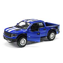 Машинка KINSMART Ford F-150 (синяя)
