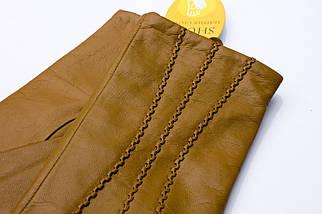 Женские кожаные перчатки 812s3, фото 2