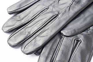 Мужские кожаные перчатки  831s1, фото 3