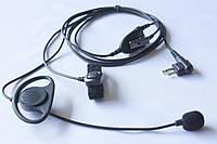 Гарнітура Motorola штанга з кнопкою на палець, фото 1