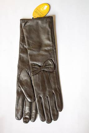 Женские перчатки длинные 340мм Средние, фото 2