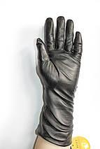 Женские перчатки длинные 380мм Средний, фото 3