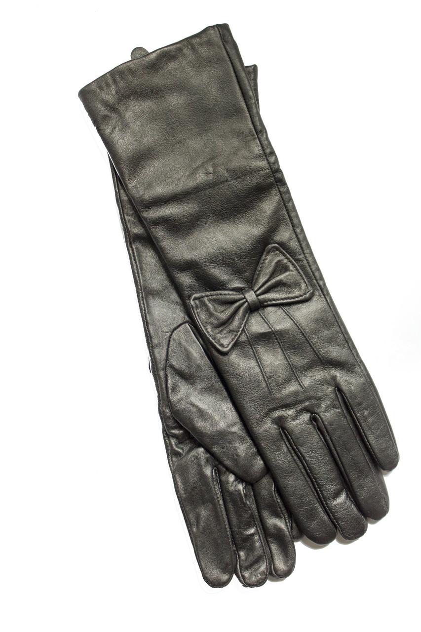 Женские перчатки длинные 380мм Большой
