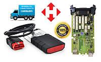 Мультимимарочный одноплатный сканер Delphi DS150E/Autocom CDP+
