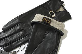 Женские перчатки Felix вязка Средние 10W-630s2, фото 3