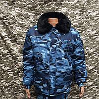 Куртка камуфлированная Город / Зима