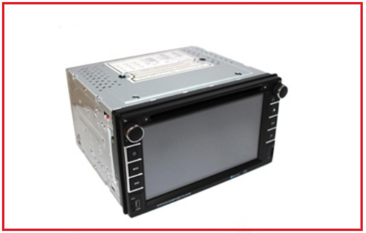 Автомагнитола pioneer 2DIN 6218 GPS (6)