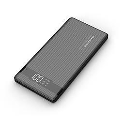 Внешний аккумулятор Power Bank Pineng PN-962 20000 mAh 3 Input & 3 Output Quick Charge 3.0 Black