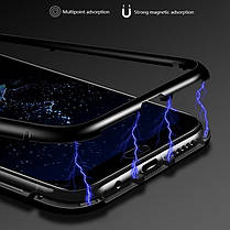 Магнитный чехол (Magnetic case) для Huawei P10, фото 2