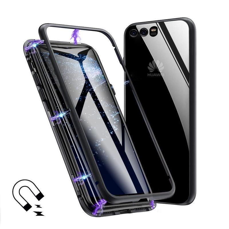 Магнитный чехол (Magnetic case) для Huawei P10