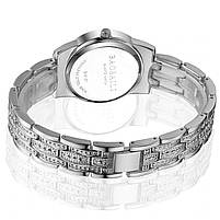 ➢Стильные часы BAOSAILI BSL1030 Silver модный аксессуар для девушек наручные женские часы, фото 3