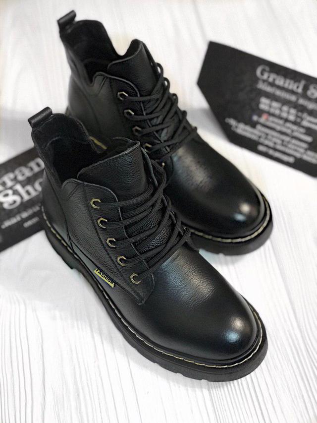 женские ботинки осень весна