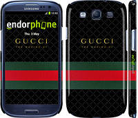 "Чехол на Samsung Galaxy S3 i9300 Gucci 1 ""451c-11"""