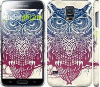 "Чехол на Samsung Galaxy S5 g900h Сова 2 ""2726c-24"""