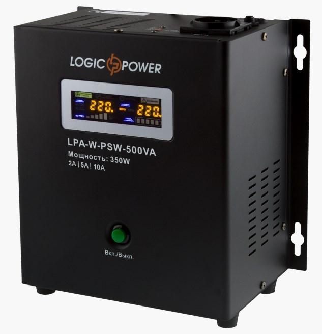 ИБП для котла с правильной синусоидой й LPY-W-PSW-1000VA+ (700W) 10A/20A 12V