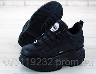 Женские кроссовки Buffalo London (черные)
