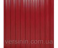Профнастил  красный  1,50 м*0,95 м