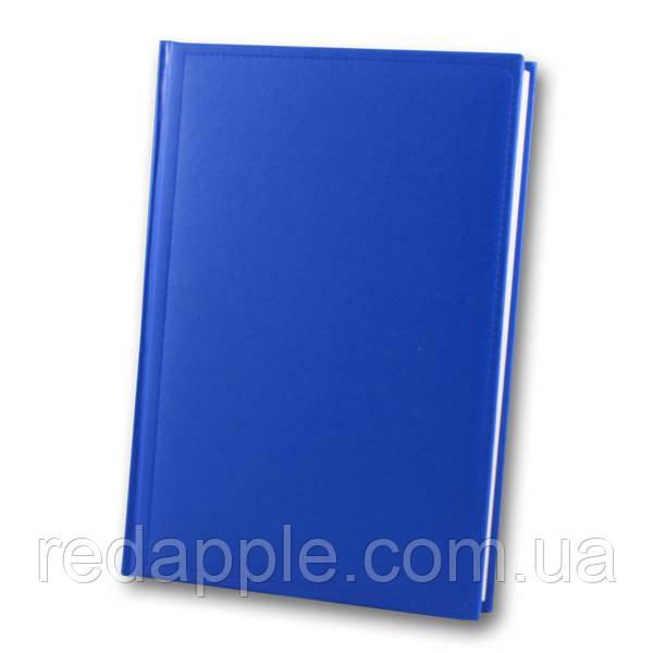Ежедневник дат. 2020 А5 ЗВ-55 Samba ярко-синий