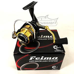 Катушка Feima SR-3000 High Speed 5+1bb