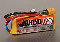 АКБ Rhino LiPo 7.4v 1750mAh 25C