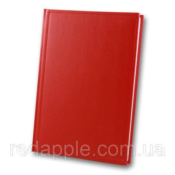 Ежедневник дат. 2020 А5 ЗВ-55 Gospel красный