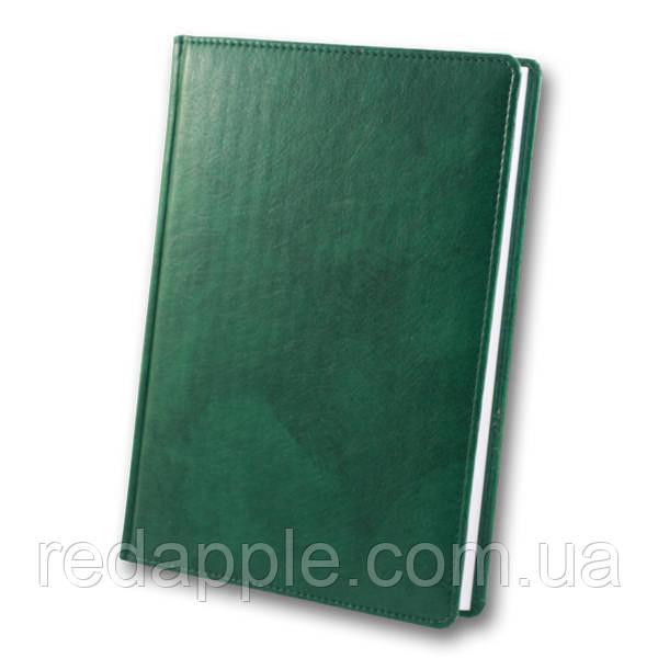 Ежедневник дат. 2020 А5 ЗВ-55 Madera зелёный