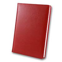 Ежедневник дат. 2020 А5 ЗВ-55 Sarif красный, фото 1