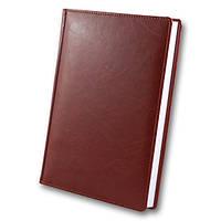 Ежедневник дат. 2020 А5 ЗВ-55 Sarif красно-коричневый, фото 1
