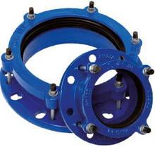 Адаптер фланцевый (муфта-фланец) LRK для чугунных и стальных труб